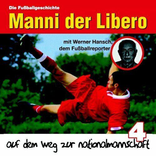 Werner Hansch - Manni der Libero (Folge 4) Auf dem Weg zur Nationalmannschaft - Preis vom 28.02.2021 06:03:40 h