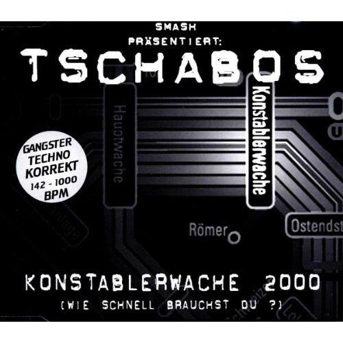 Tschabos - Konstablerwache 2000 - Preis vom 20.10.2020 04:55:35 h