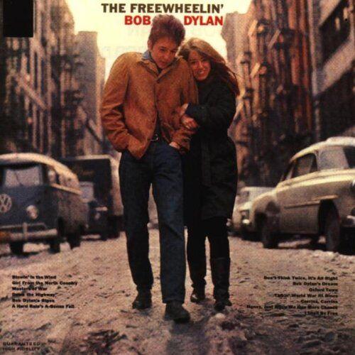 Bob Dylan - The Freewheelin' Bob Dylan - Preis vom 05.09.2020 04:49:05 h