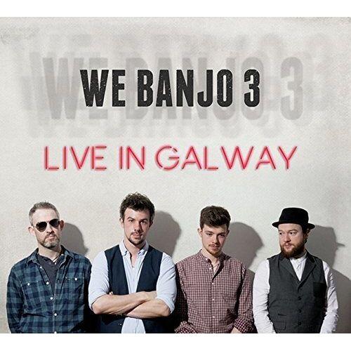 We Banjo 3 - We Banjo 3 Live in Galway - Preis vom 24.02.2021 06:00:20 h