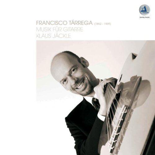 Klaus Jäckle - Musik für Gitarre - Preis vom 25.02.2020 06:03:23 h