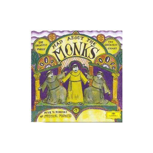 Chor des Mailänder Doms - Mad About Monks - Preis vom 16.05.2021 04:43:40 h