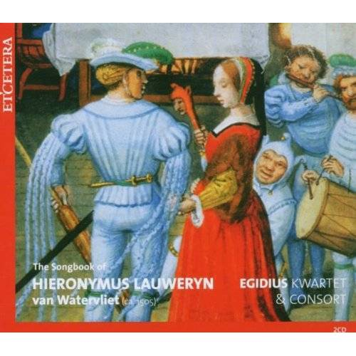Egidius Quartet - Songbook of H.Lauweryn. - Preis vom 14.01.2021 05:56:14 h