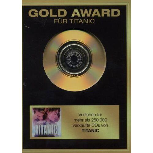 Titanic - Gold Award: Titanic - Preis vom 06.03.2021 05:55:44 h
