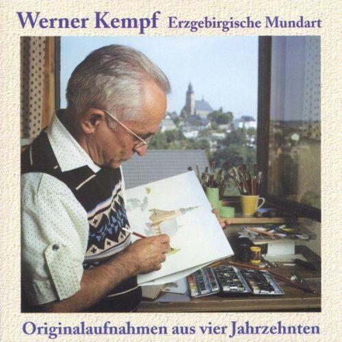 Werner Kempf - Erzgebirgische Mundart - Preis vom 05.09.2020 04:49:05 h
