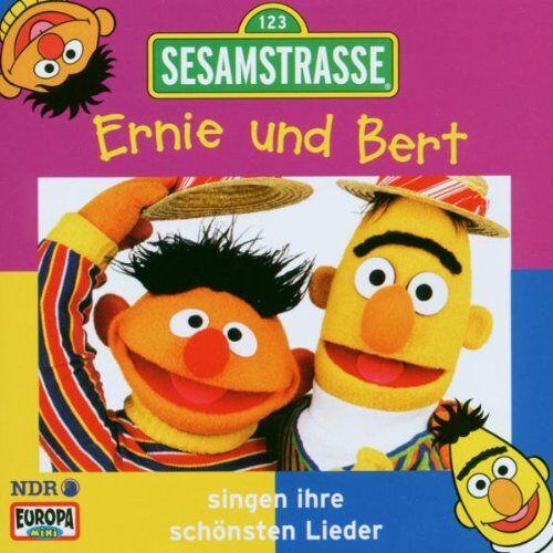 Sesamstrasse - Sesamstrasse-Ernie Und Bert - Preis vom 15.10.2020 04:56:03 h
