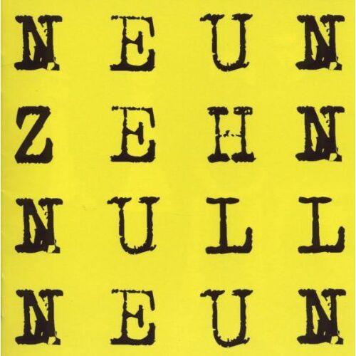 Bums - Neun Zehn Null Neun - Preis vom 04.10.2020 04:46:22 h