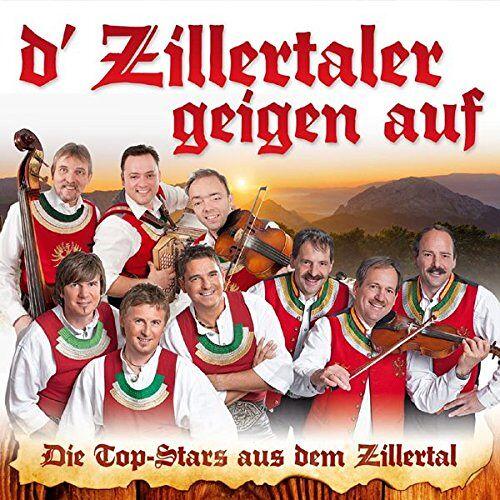 Ursprung Buam - D' Zillertaler geigen auf - Die Top-Stars aus dem Zillertal - Preis vom 18.02.2020 05:58:08 h