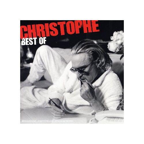 Christophe - Best of Christophe - Preis vom 16.04.2021 04:54:32 h