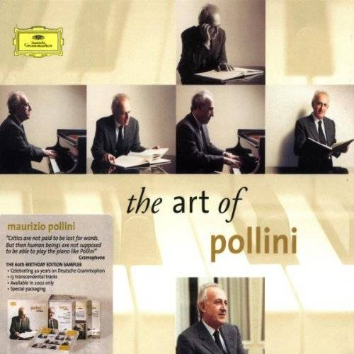 Maurizio Pollini - Pollini:the Art of (Sampler) - Preis vom 15.01.2021 06:07:28 h