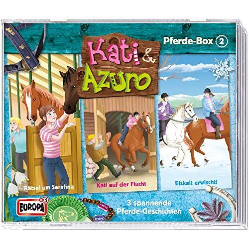 Kati & Azuro - Kati & Azuro-02/3erbox - Preis vom 04.10.2020 04:46:22 h
