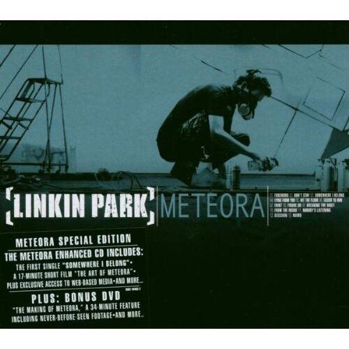 Linkin Park - Meteora (lt. inkl. DVD) - Preis vom 20.10.2020 04:55:35 h