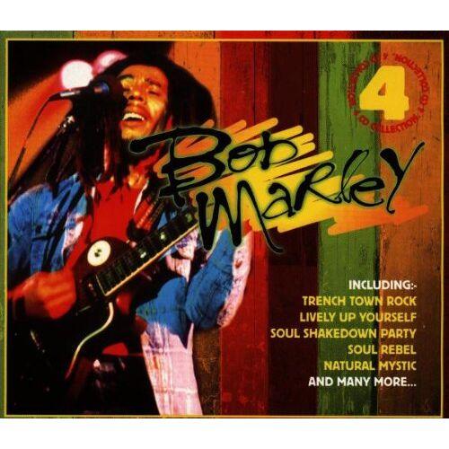 Bob Marley - Bob Marley [4-CD-Box] - Preis vom 18.04.2021 04:52:10 h