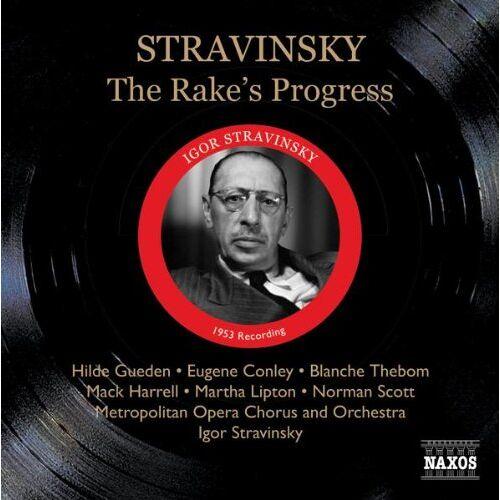 Strawinsky - Rake'S Progress - Preis vom 06.09.2020 04:54:28 h