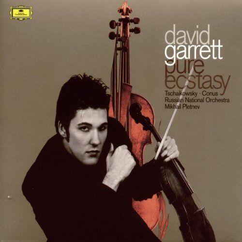 David Garrett - Tschaikowsky: Violinkonzert op. 35, Jules Conus, Violinkonzert - Preis vom 05.03.2021 05:56:49 h