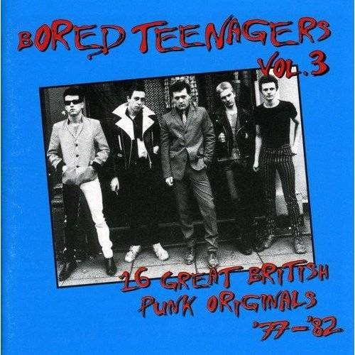 Bored Teenagers - Vol.3-Bored Teenagers - Preis vom 06.09.2020 04:54:28 h