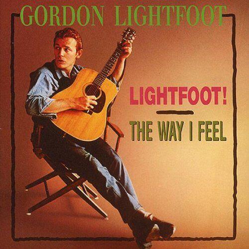 Gordon Lightfoot - Lightfoot - The Way I Feel - Preis vom 18.02.2020 05:58:08 h