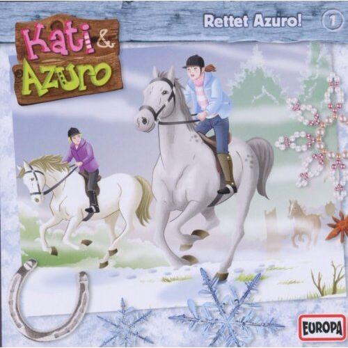 Kati & Azuro - 1: Rettet Azuro! - Preis vom 04.10.2020 04:46:22 h