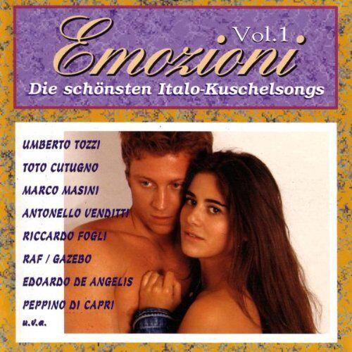 Various - Emozioni Vol.1 - Preis vom 13.01.2021 05:57:33 h