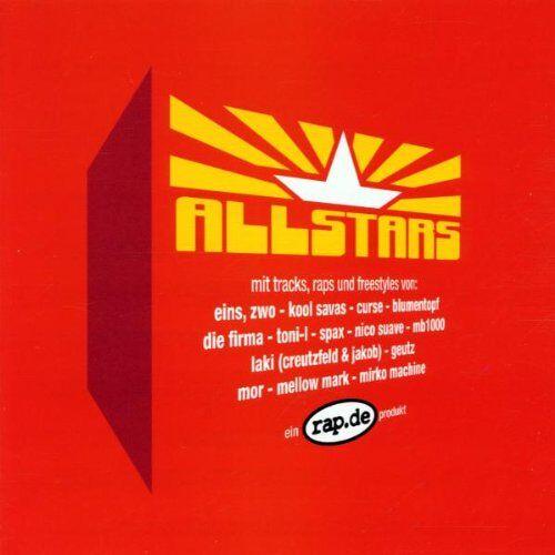 Various - Rap.De Allstars - Preis vom 13.05.2021 04:51:36 h