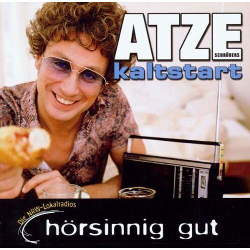 Atze Schröder - Atze Schröders Kaltstart - Preis vom 06.09.2020 04:54:28 h