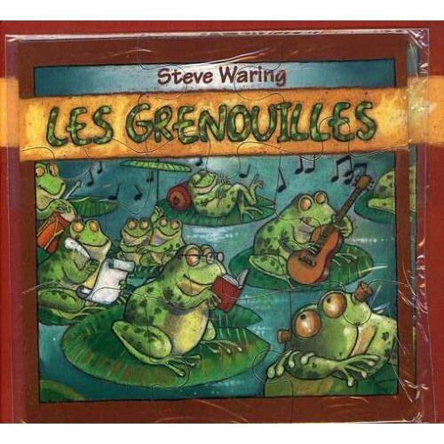 Steve Waring - Grenouilles, les - Preis vom 20.10.2020 04:55:35 h