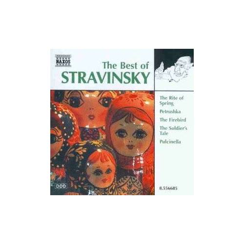 Various - The Best Of - The Best Of Strawinsky - Preis vom 05.03.2021 05:56:49 h
