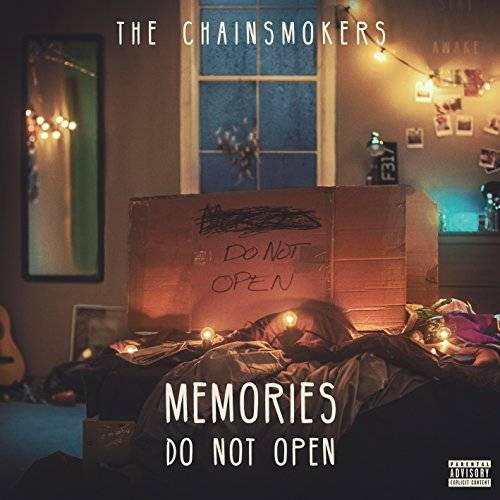 the Chainsmokers - Memories...Do Not Open - Preis vom 14.01.2021 05:56:14 h