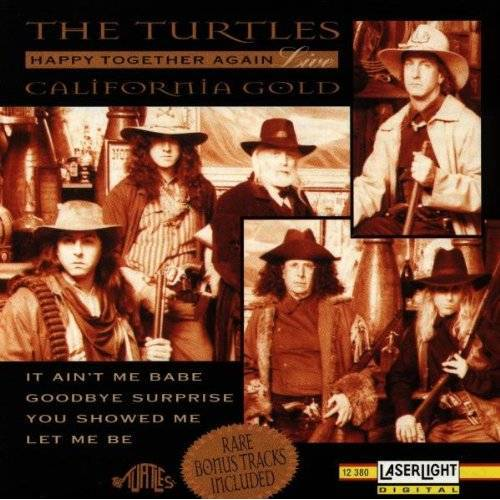 The Turtles - The Turtles-California Gold - Preis vom 20.10.2020 04:55:35 h