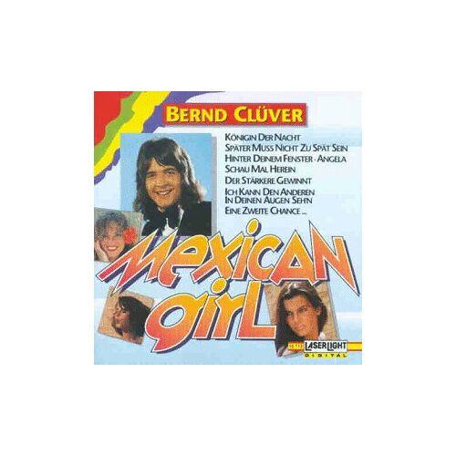 Bernd Clüver - Bernd Clüver-Mexican Girl/+ - Preis vom 16.04.2021 04:54:32 h