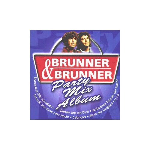 Brunner & Brunner - Party-Mix-Album - Preis vom 18.04.2021 04:52:10 h