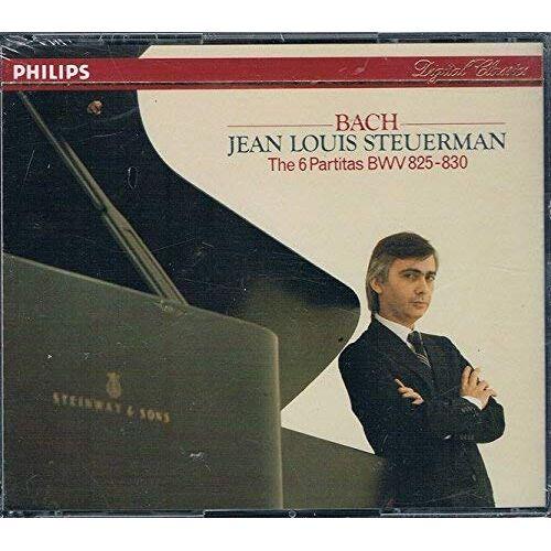 Steuerman - Bach:6 Partitas - Preis vom 17.04.2021 04:51:59 h