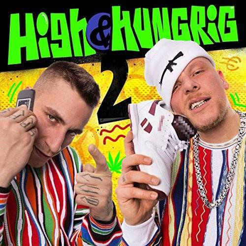 Gzuz & Bonez - High & Hungrig 2 (Limited Fan Edition) - Preis vom 26.03.2020 05:53:05 h
