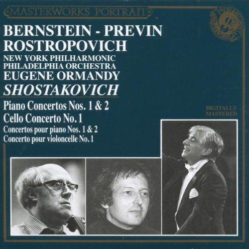 l. Bernstein - Die 2 Klavierkonzert / Cellokonzert 1 - Preis vom 12.04.2021 04:50:28 h