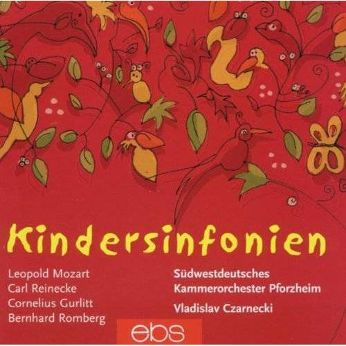 Vladislav Czarnecki - Kindersinfonien - Preis vom 22.02.2021 05:57:04 h
