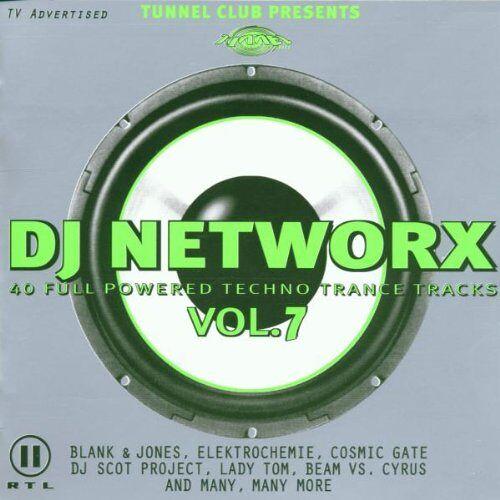 Various - DJ Networx Vol.7 - Preis vom 12.04.2021 04:50:28 h
