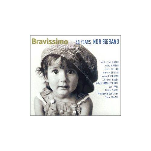 Ndr Big Band - Bravissimo-50 Years - Preis vom 05.09.2020 04:49:05 h