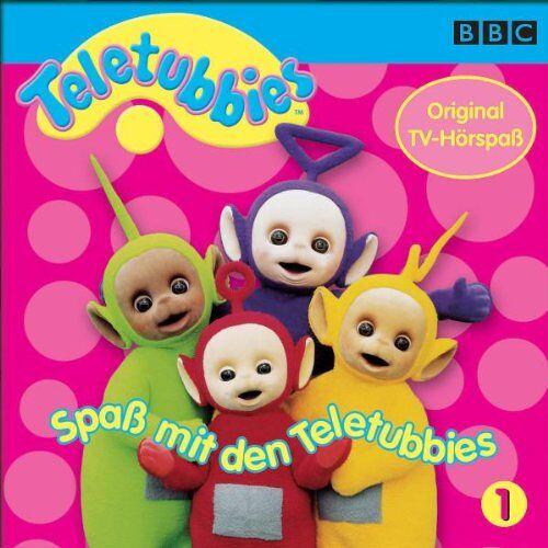Teletubbies - 01: Spass mit den Teletubbies - Preis vom 21.01.2021 06:07:38 h