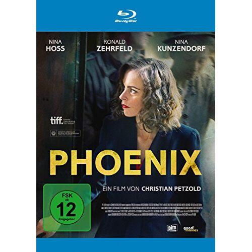Christian Petzold - Phoenix [Blu-ray] - Preis vom 28.10.2020 05:53:24 h