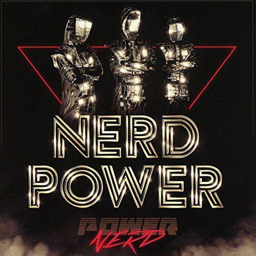 Powernerd - Nerd Power - Preis vom 20.10.2020 04:55:35 h