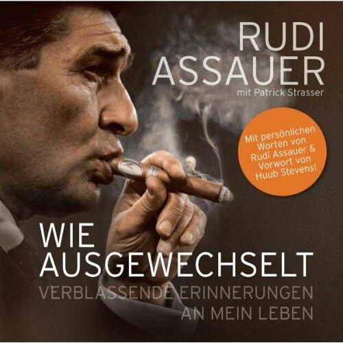 Rudi Assauer - Wie ausgewechselt: Verblassende Erinnerungen an mein Leben - Preis vom 20.10.2020 04:55:35 h