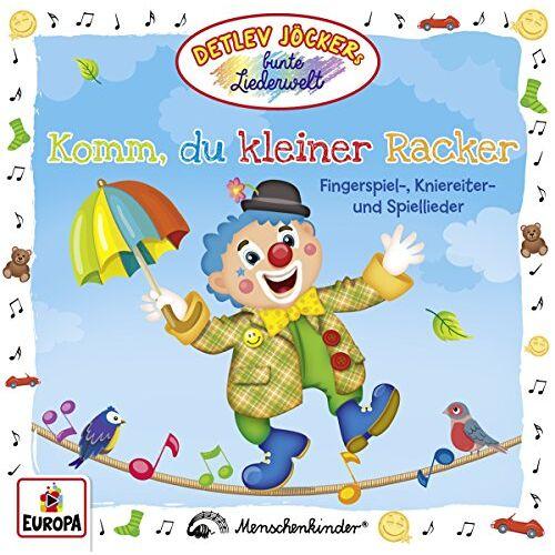 Detlev Jöcker - Komm,du Kleiner Racker - Preis vom 21.10.2020 04:49:09 h