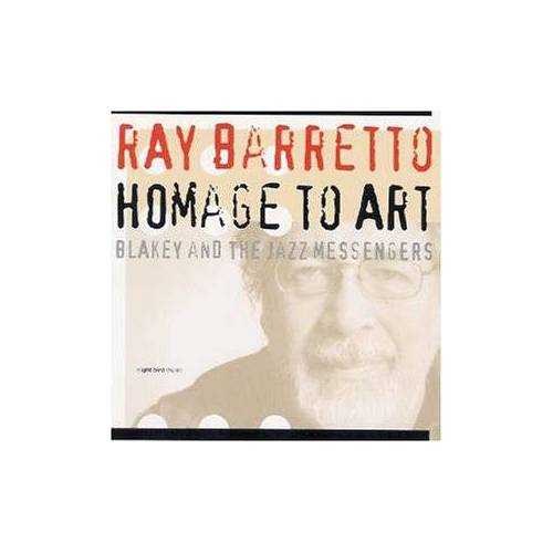 Ray Barretto - Homage to Art - Preis vom 10.04.2021 04:53:14 h