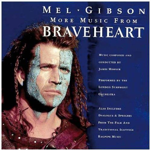 - More Music From Braveheart - Preis vom 16.04.2021 04:54:32 h