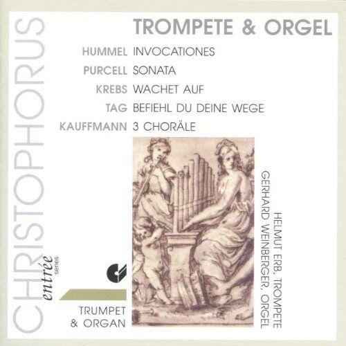 Helmut Erb - Trompete und Orgel - Preis vom 25.01.2021 05:57:21 h
