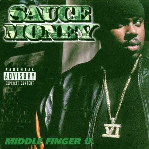 Sauce Money - Middle Finger U - Preis vom 14.04.2021 04:53:30 h