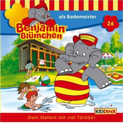 Benjamin Bl³mchen - ...Als Bademeister - Preis vom 18.04.2021 04:52:10 h