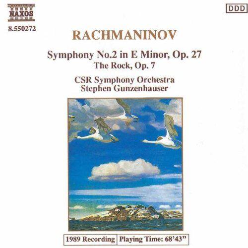Gunzenhauser - Rachmaninoff Sinfonie 2 Gunzenhause - Preis vom 18.10.2020 04:52:00 h
