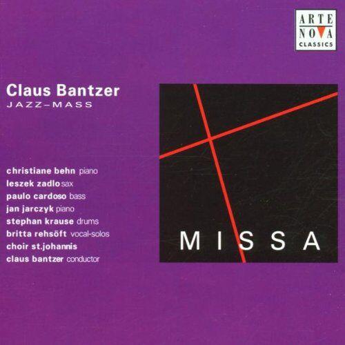 Claus Bantzer - Jazzmesse - Preis vom 20.10.2020 04:55:35 h