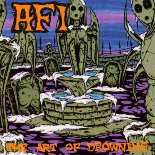Afi - The Art of Drowning - Preis vom 06.09.2020 04:54:28 h